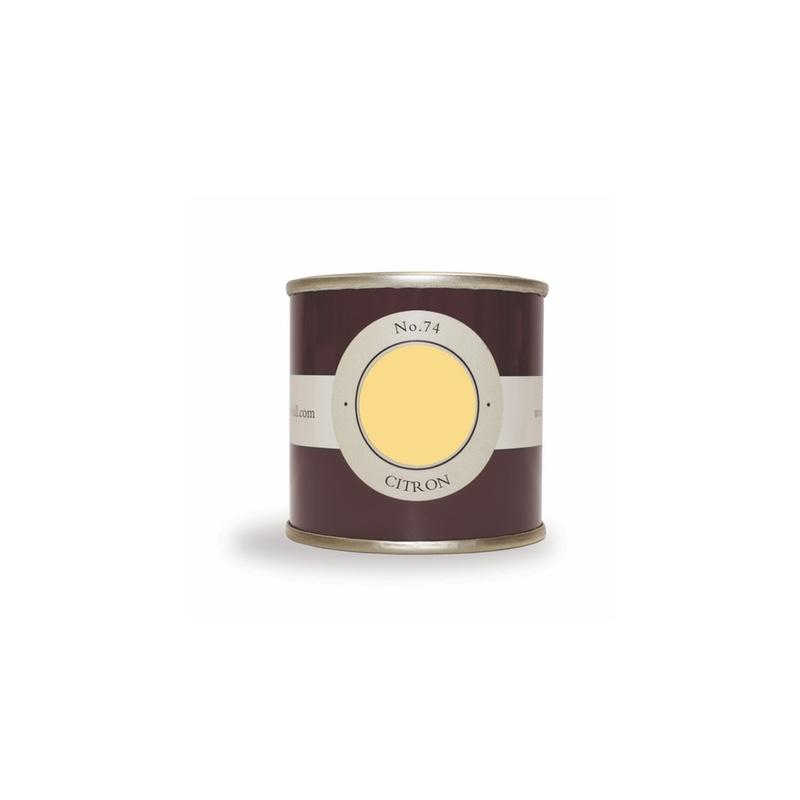 Farrow & Ball <br/> Estate Emulsion <br/> Citron 74,Decken & Wände, Farrow & Ball - SNOWFLAKE kindermöbel concept store