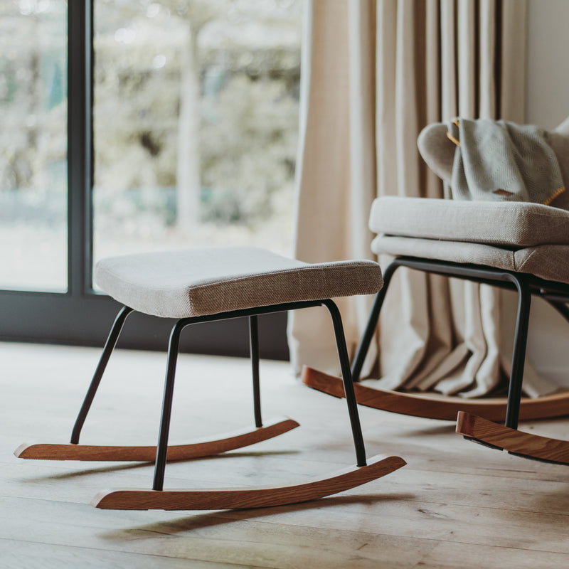 Quax <br/> Hocker De Luxe <br/> Clay