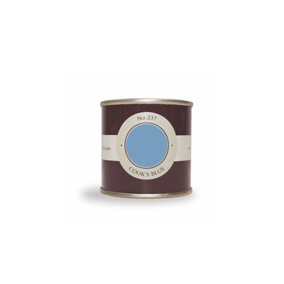 Farrow & Ball <br/> Estate Emulsion <br/> Cook`s Blue 237,Decken & Wände, Farrow & Ball - SNOWFLAKE kindermöbel concept store