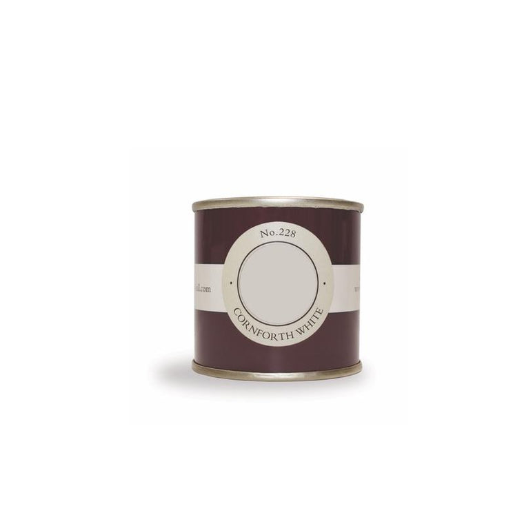 Farrow & Ball <br/> Estate Emulsion <br/> Cornforth White 228,Decken & Wände, Farrow & Ball - SNOWFLAKE kindermöbel concept store
