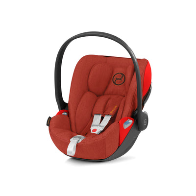 Cybex <br/> Cloud Z i-Size Plus Babyschale <br/> Autumn Gold