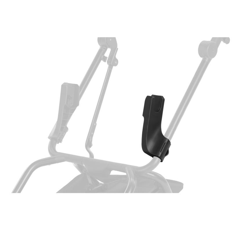 Cybex <br/> Adapter Eezy S Twist <br/> Schwarz