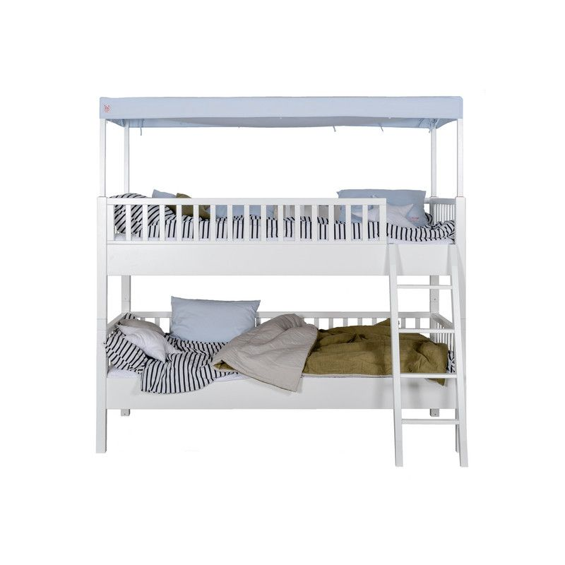 Isle of Dogs Bunk bed White, bunk beds, Isle of Dogs - SNOWFLAKE children's furniture concept store