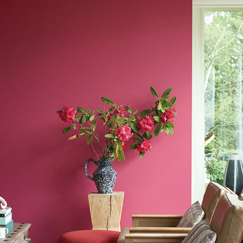 Farrow & Ball <br/> Modern Emulsion <br/> Lake Red W92