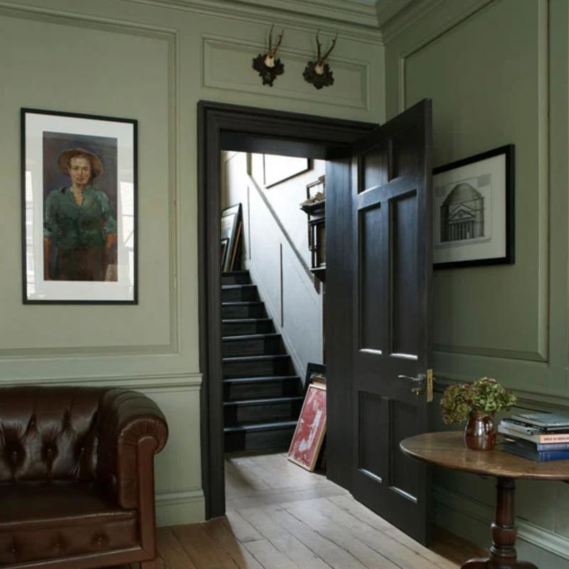Farrow & Ball <br/> Modern Emulsion <br/> French Gray 18