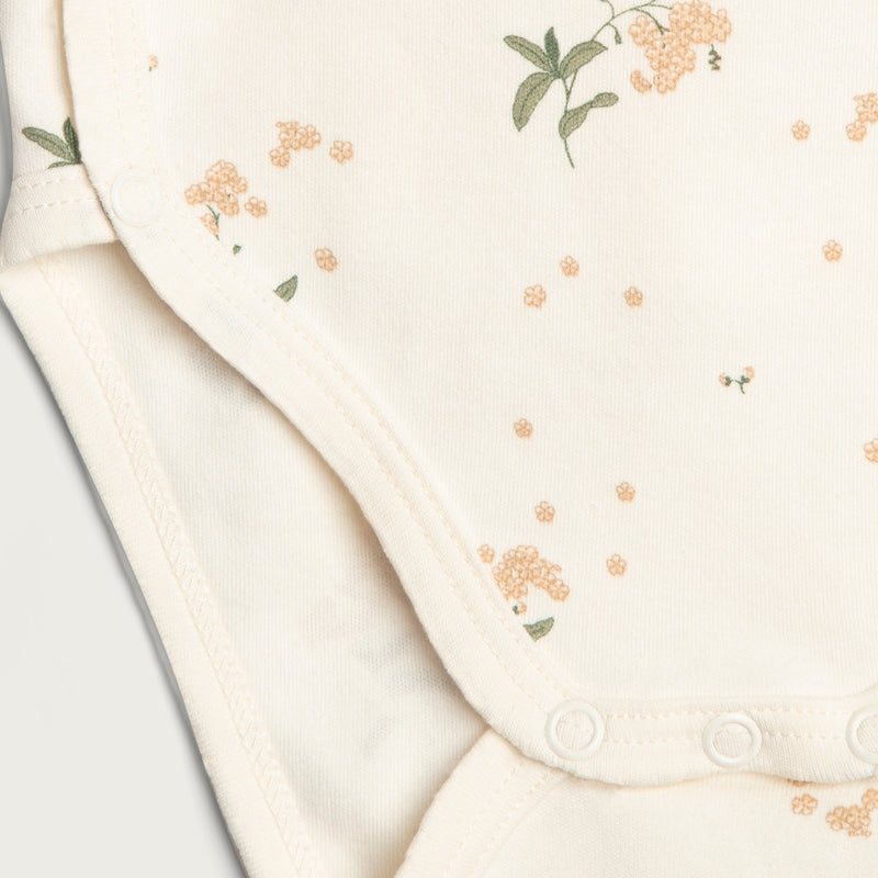 Garbo & Friends Baby bodysuit Forget me not