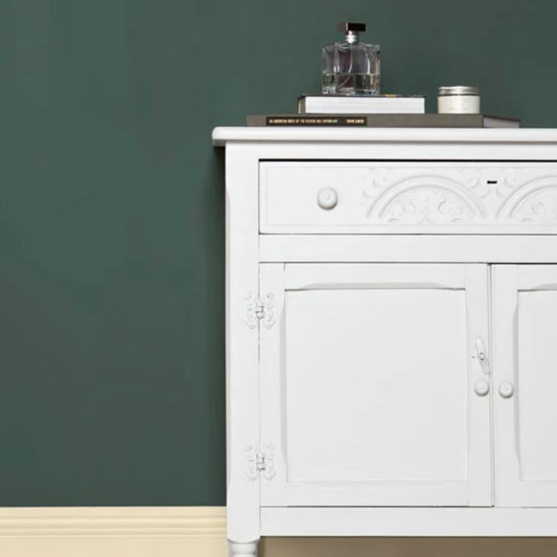 Farrow & Ball <br/> Modern Emulsion <br/> Green Smoke 47