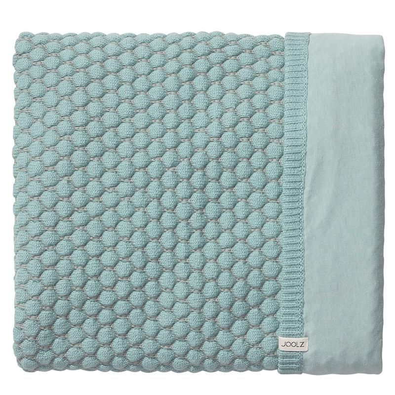 Joolz <br/> Essentials Decke <br/> Mint Honeycomb