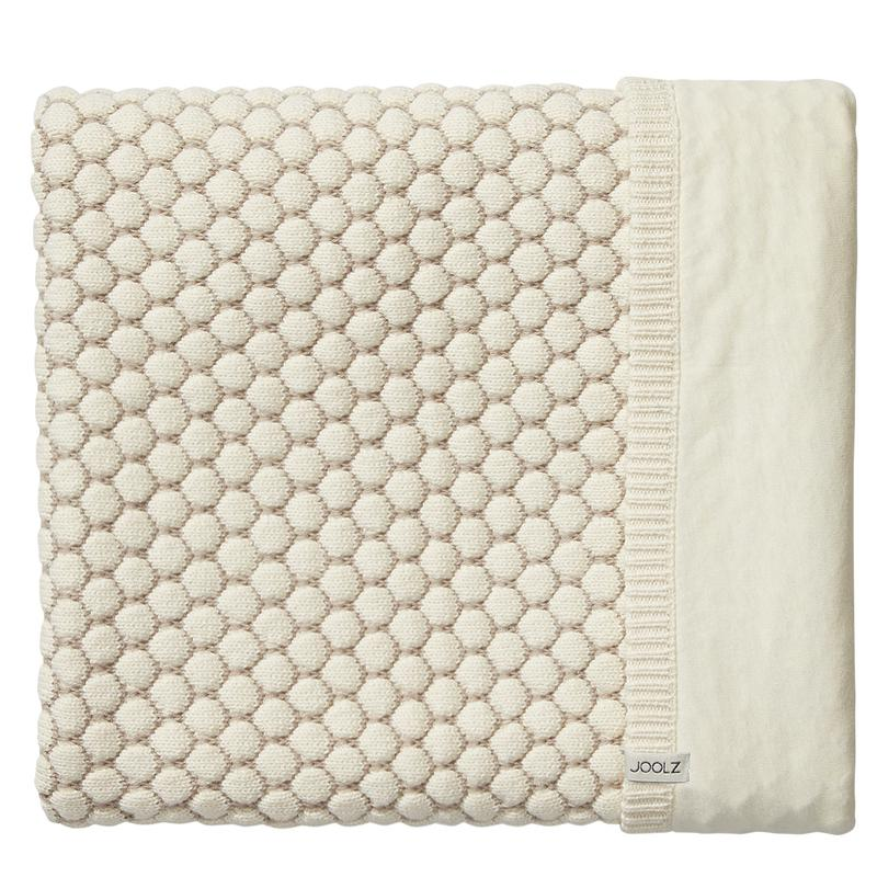 Joolz <br/> Essentials Decke <br/> Off White Honeycomb