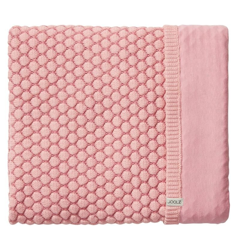 Joolz <br/> Essentials Decke <br/> Pink Honeycomb