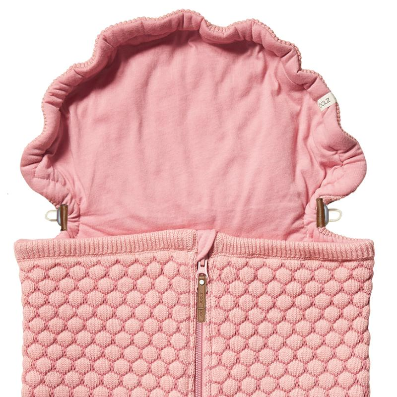 Joolz <br/> Essentials Nestchen <br/> Pink Honeycomb