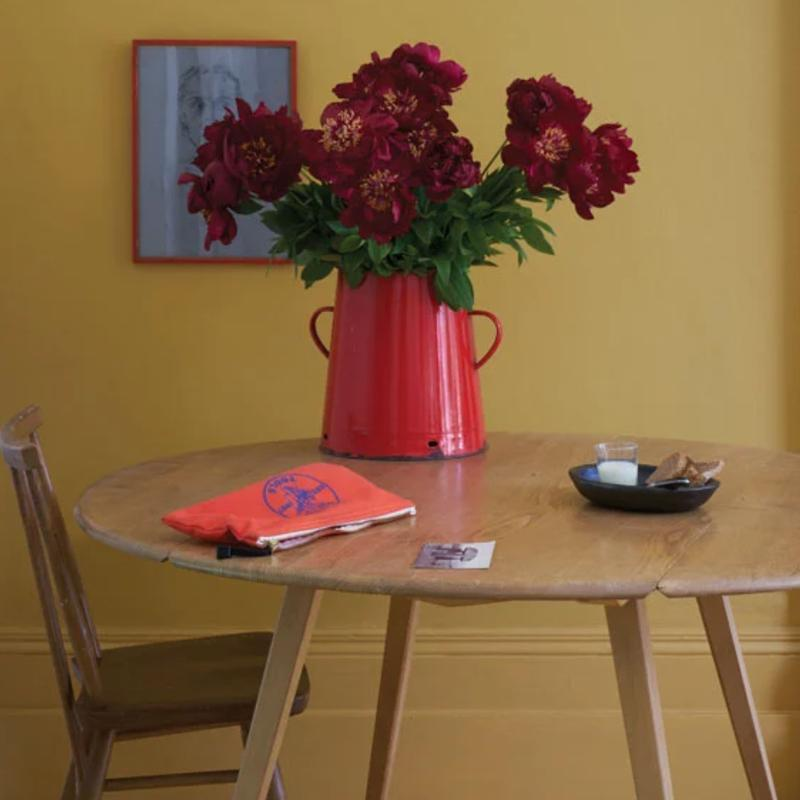 Farrow & Ball <br/> Modern Emulsion <br/> India Yellow 66