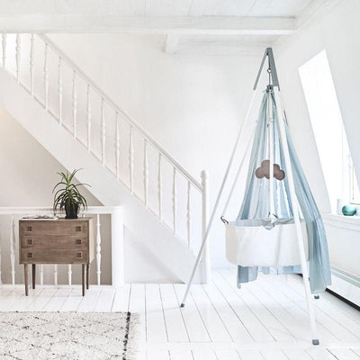 Leander Classic Heaven for cradle Dusty Blue