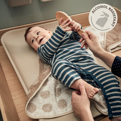 Leander Matty Changing cushions cappuccino