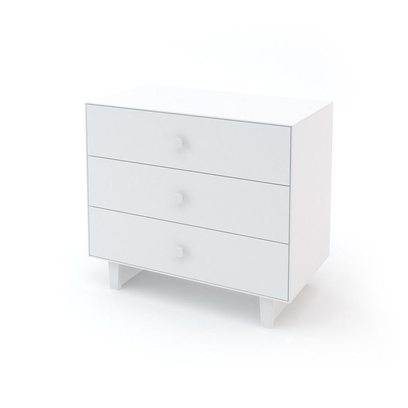 Oeuf NYC Commode Merlin Rhea Tables à langer blanches, Oeuf NYC - Concept store de mobilier enfant SNOWFLAKE