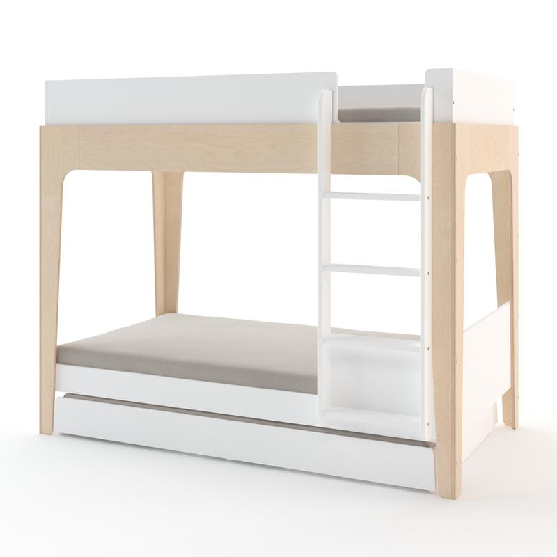 Oeuf NYC Perch bed drawer incl. Ladder White