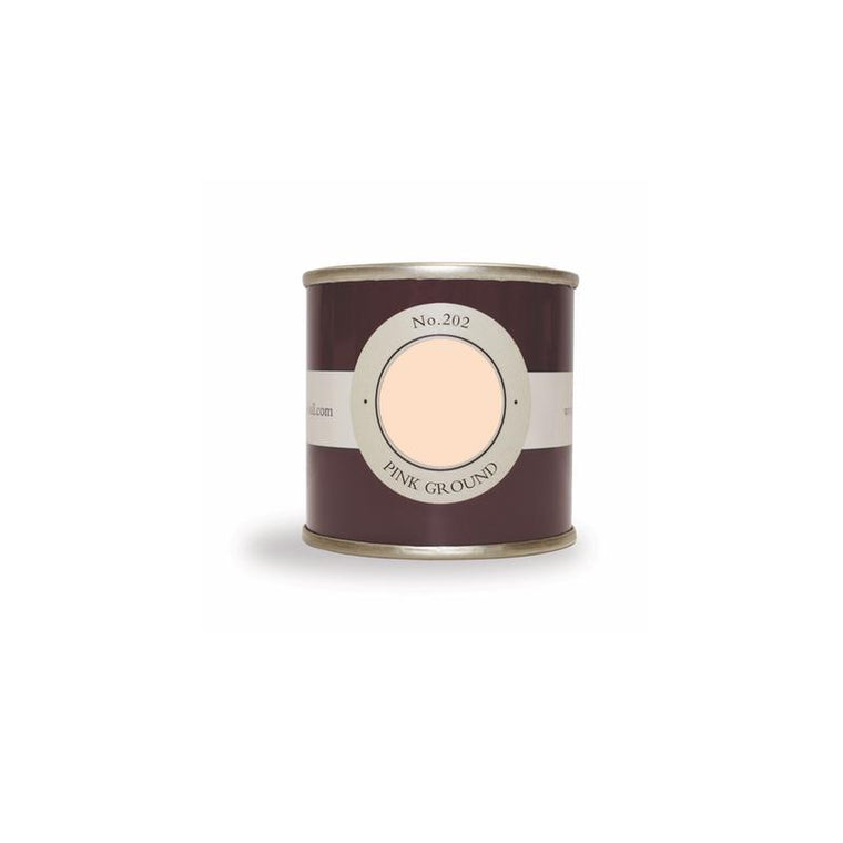 Farrow & Ball <br/> Estate Emulsion <br/> Pink Ground 202,Decken & Wände, Farrow & Ball - SNOWFLAKE kindermöbel concept store