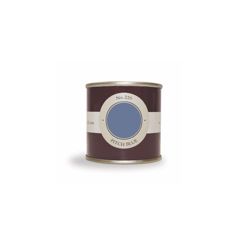 Farrow & Ball <br/> Estate Emulsion <br/> Pitch Blue 220,Decken & Wände, Farrow & Ball - SNOWFLAKE kindermöbel concept store