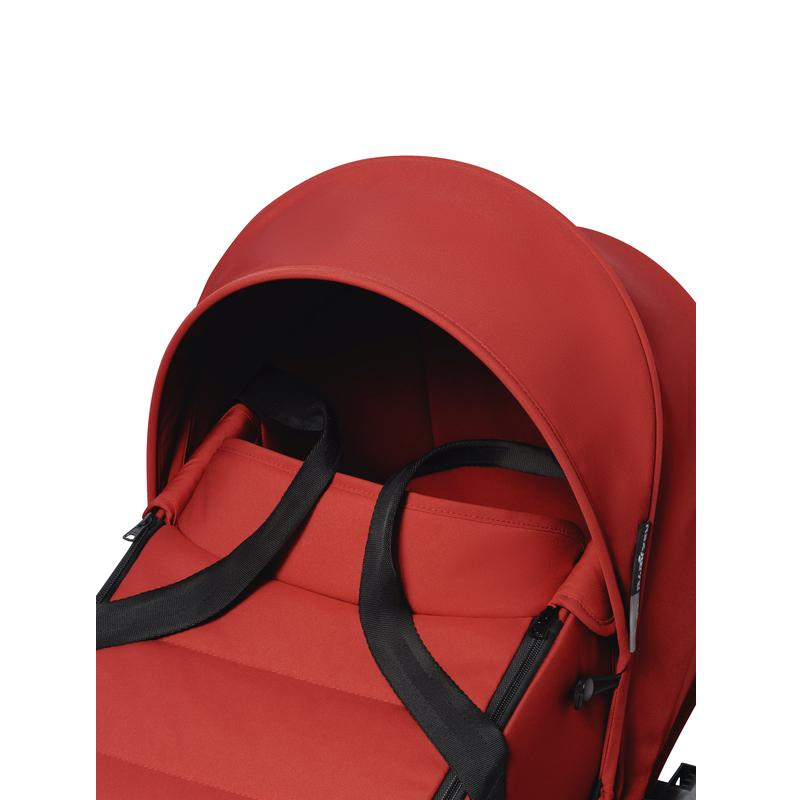BABYZEN <br/> YOYO² Bassinet Schwarz <br/> Red
