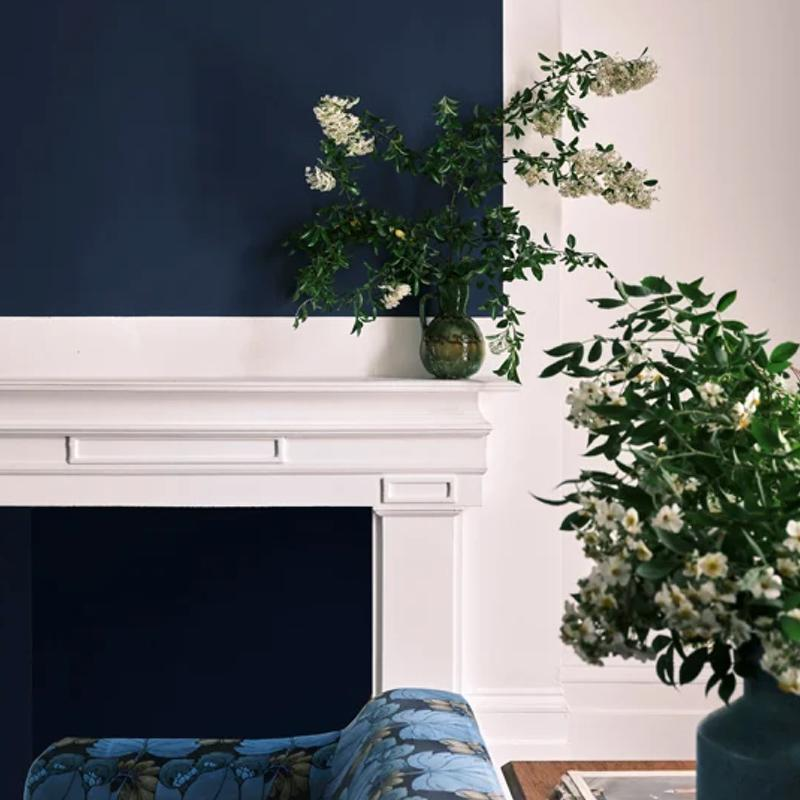 Farrow & Ball Modern Emulsion Liberty Archive Collection Serge 9919