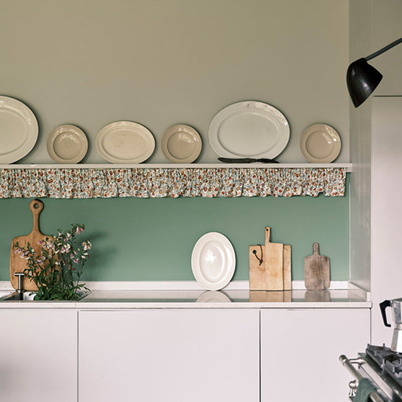 Farrow & Ball Modern Emulsion Liberty Archive Collection Vert Suffield 77