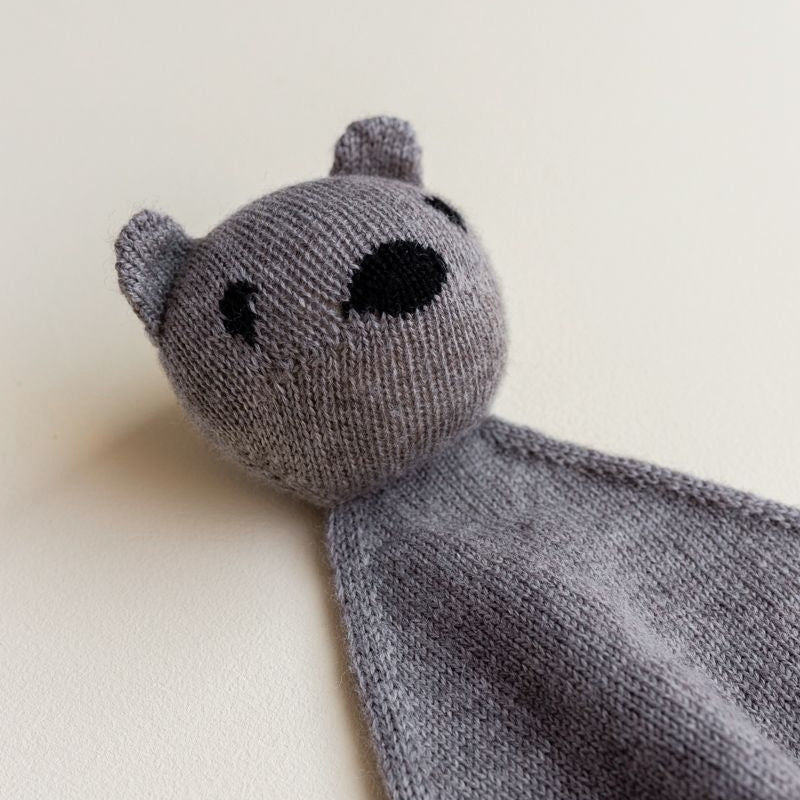 Hvid Couette Teddy Tokki loutre
