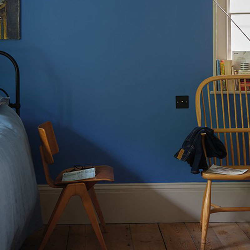 Farrow & Ball <br/> Estate Emulsion <br/> Ultra Marine Blue W29