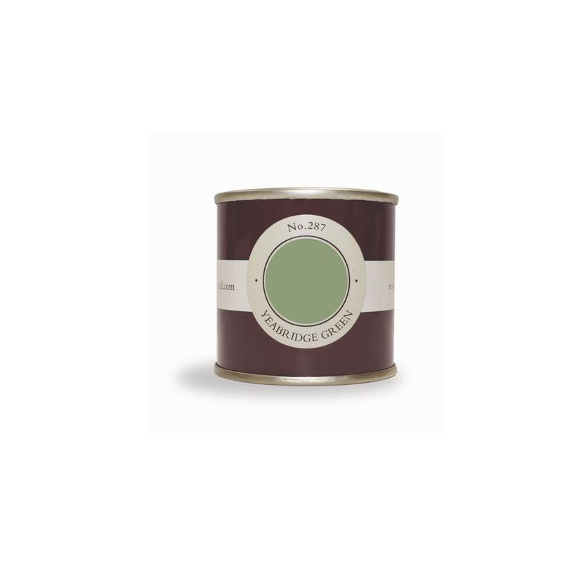 Farrow & Ball <br/> Estate Emulsion <br/> Yeabridge Green 287,Decken & Wände, Farrow & Ball - SNOWFLAKE kindermöbel concept store