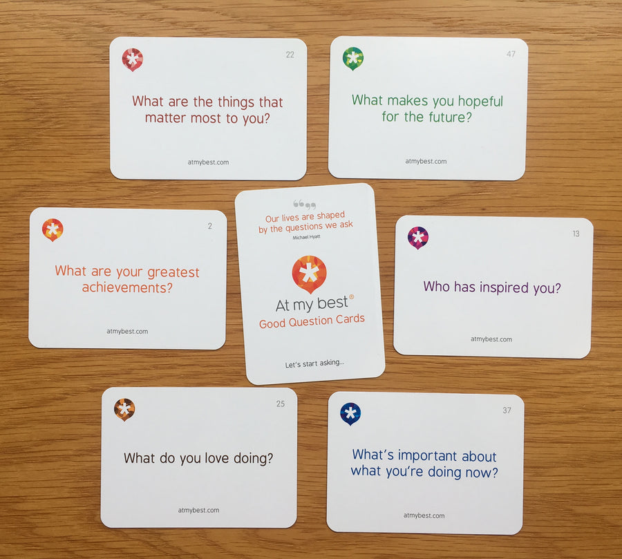 Good Question Cards