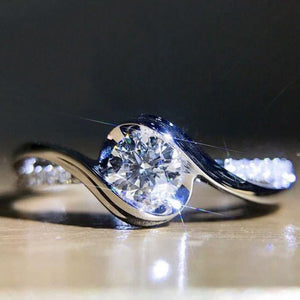 Promise Engagement Love Ring