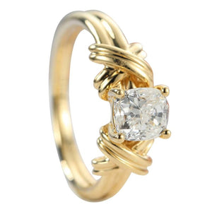Bridal Austrian Crystal Ring