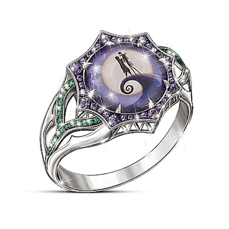 Horror Night Lady Ring