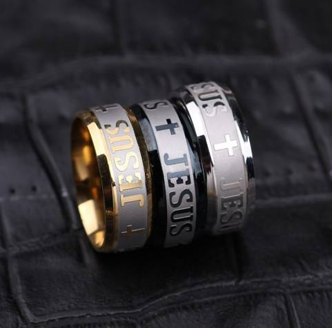 Free Jewelry - Jesus Ring - Clever Clad
