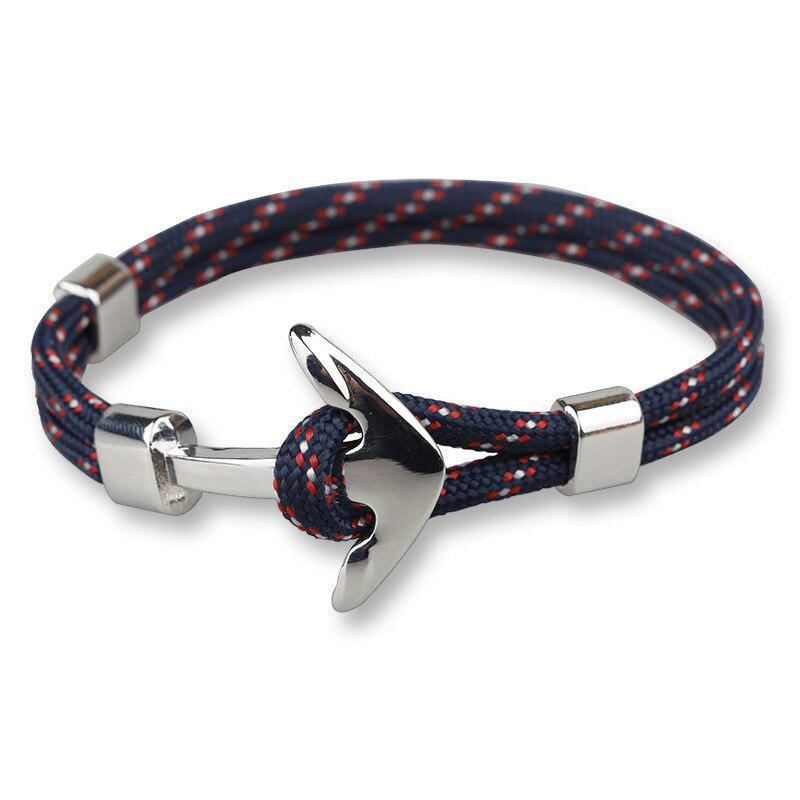 Survival Rope Anchor Bracelet
