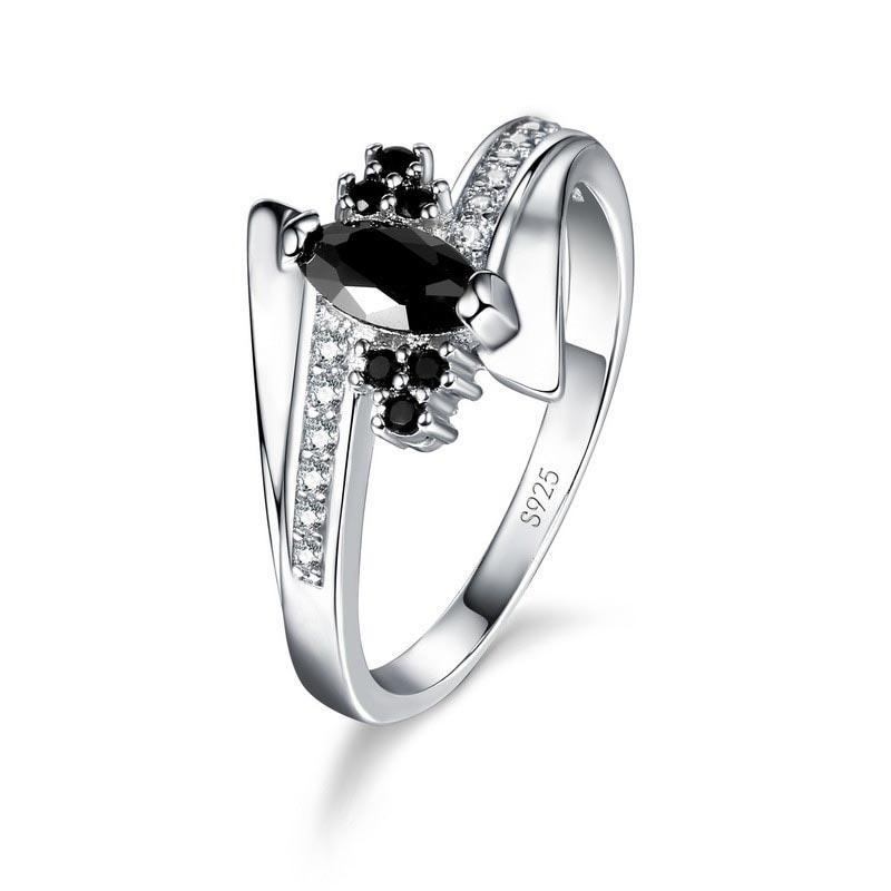 Best Crystal Engagement Ring