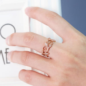Romantic Lady Party Ring
