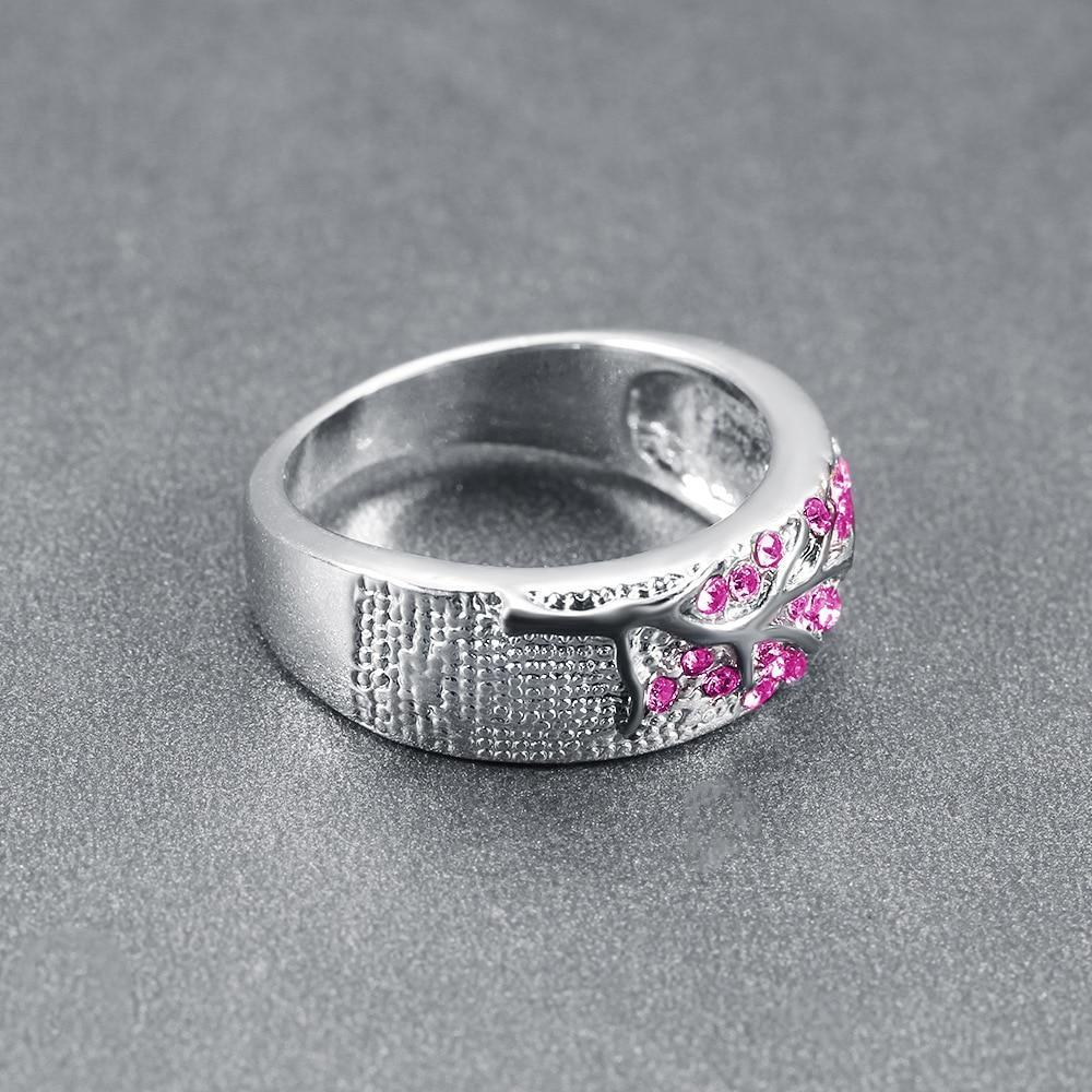 New Creative Blossom Ring