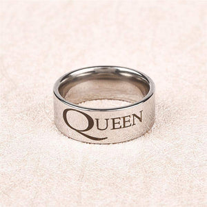 2018 King / Queen Couple Love Ring