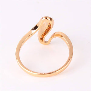 Free Jewelry - Windy Love Wedding Ring - Clever Clad
