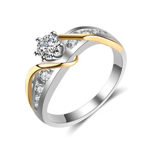 Simple Couple Love Ring