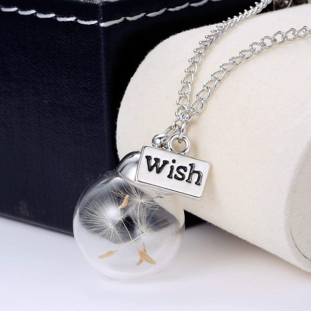 Free Jewelry - Wish Bottle Necklace - Clever Clad