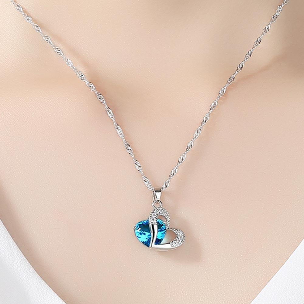 Awesome Love Heart Necklace