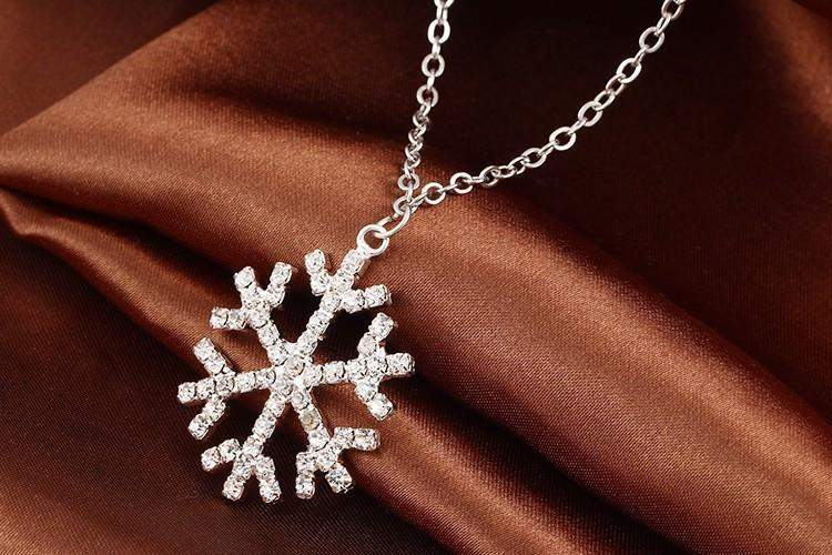 Special Snowflake Necklace
