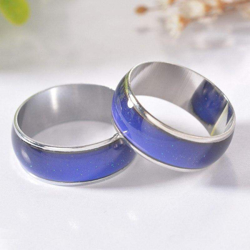Free Jewelry -  Color Changing Mood Ring - Clever Clad