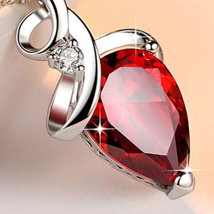 Gorgeous Lady Water Drop Necklace