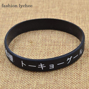 Tokyo Ghoul Silicone Rubber Bracelet