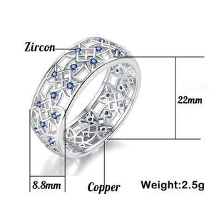 Lady Popular Wedding Ring