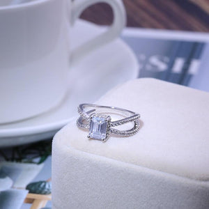 Classic Romantic Finger Ring