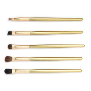 Free Jewelry - Makeup Brushes Tools Set  - Clever Clad
