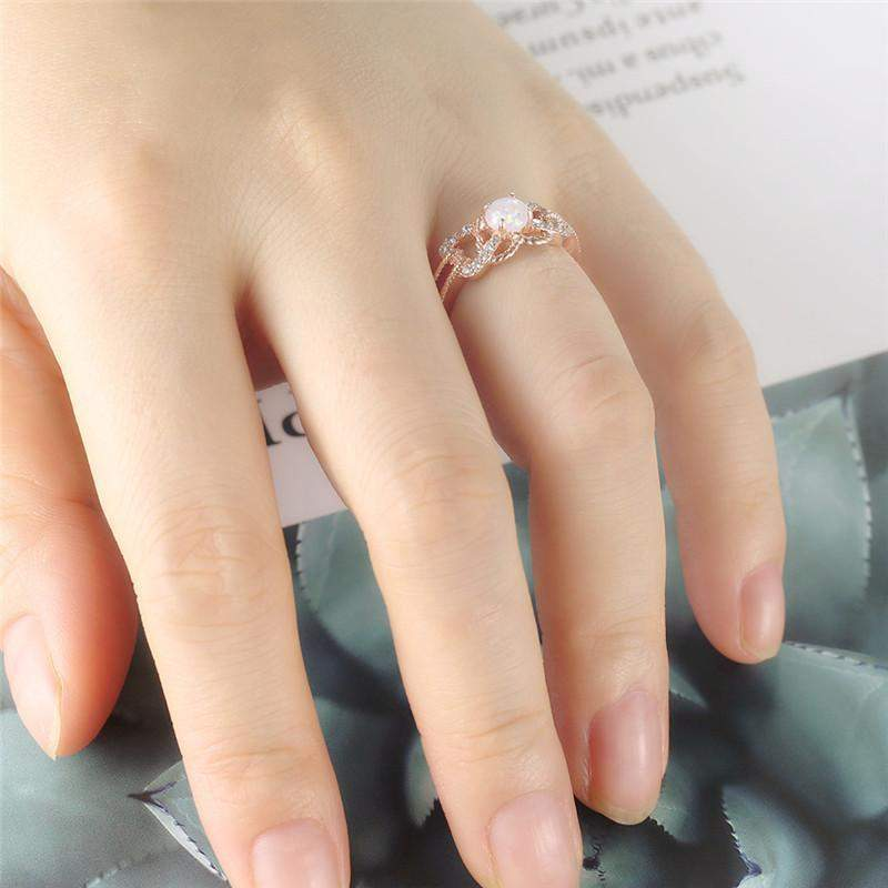 2018 Classic Stylish Eternity Bridal Ring